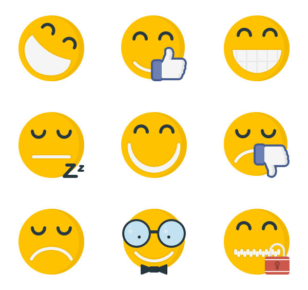 picture download  emoji icon packs. Vector emojis downloadable