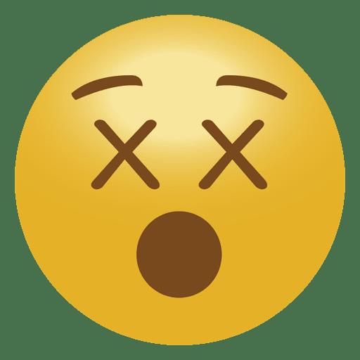 image free stock Vector emojis emoji icon. Dead emoticon transparent png