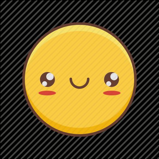 image transparent stock vector emojis kawaii #107793738