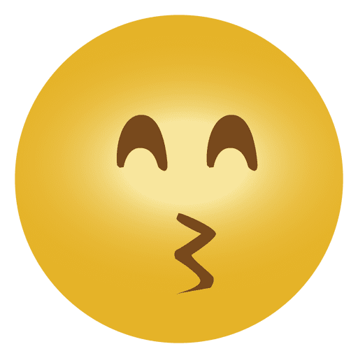 svg royalty free download Vector emojis kiss. Emoji emoticon transparent png