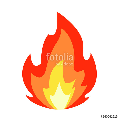 clipart freeuse Vector emojis lit. Fire emoji stock image
