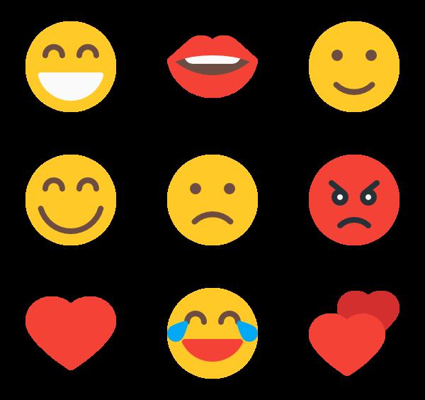 svg download vector emojis love emoji #107794017