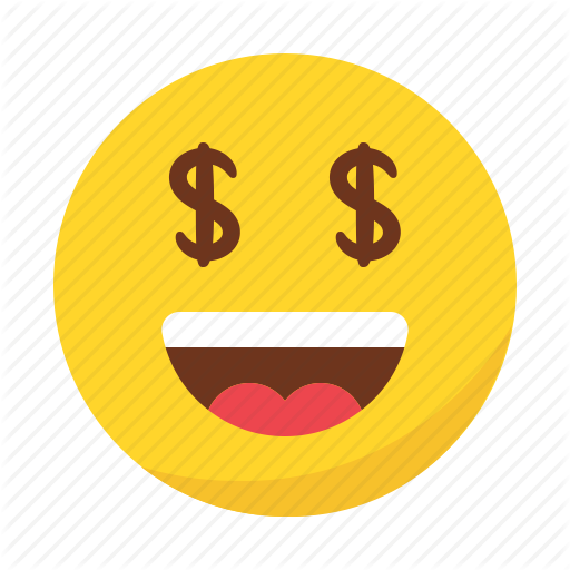 picture library download Flat pixel perfect by. Vector emojis money