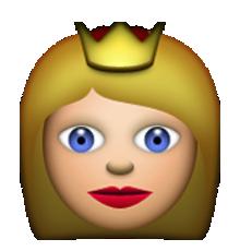 graphic royalty free download Emoji ok png image. Vector emojis princess