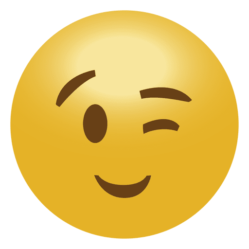 picture Wink emoji emoticon