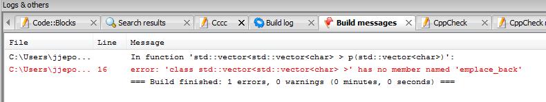 vector transparent Vector emplace stackoverflow. C compiler class std
