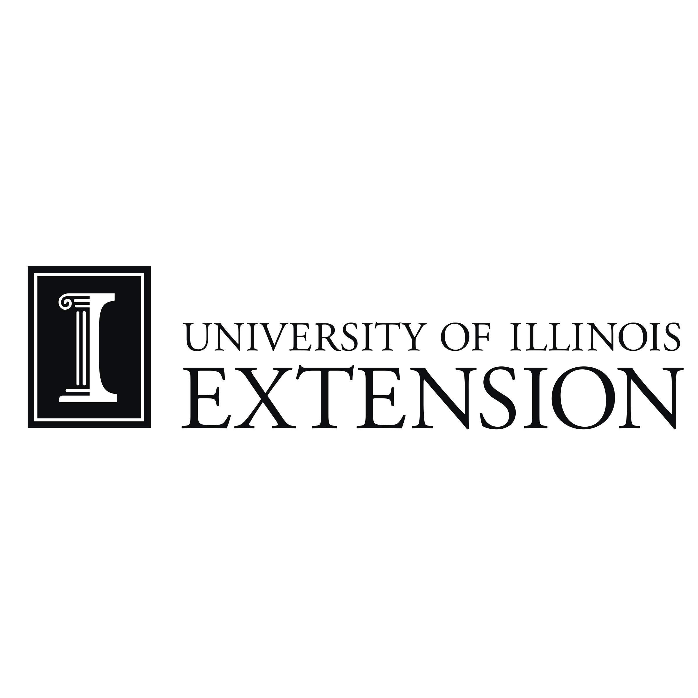 image freeuse library University of Illinois Extension Logo PNG Transparent