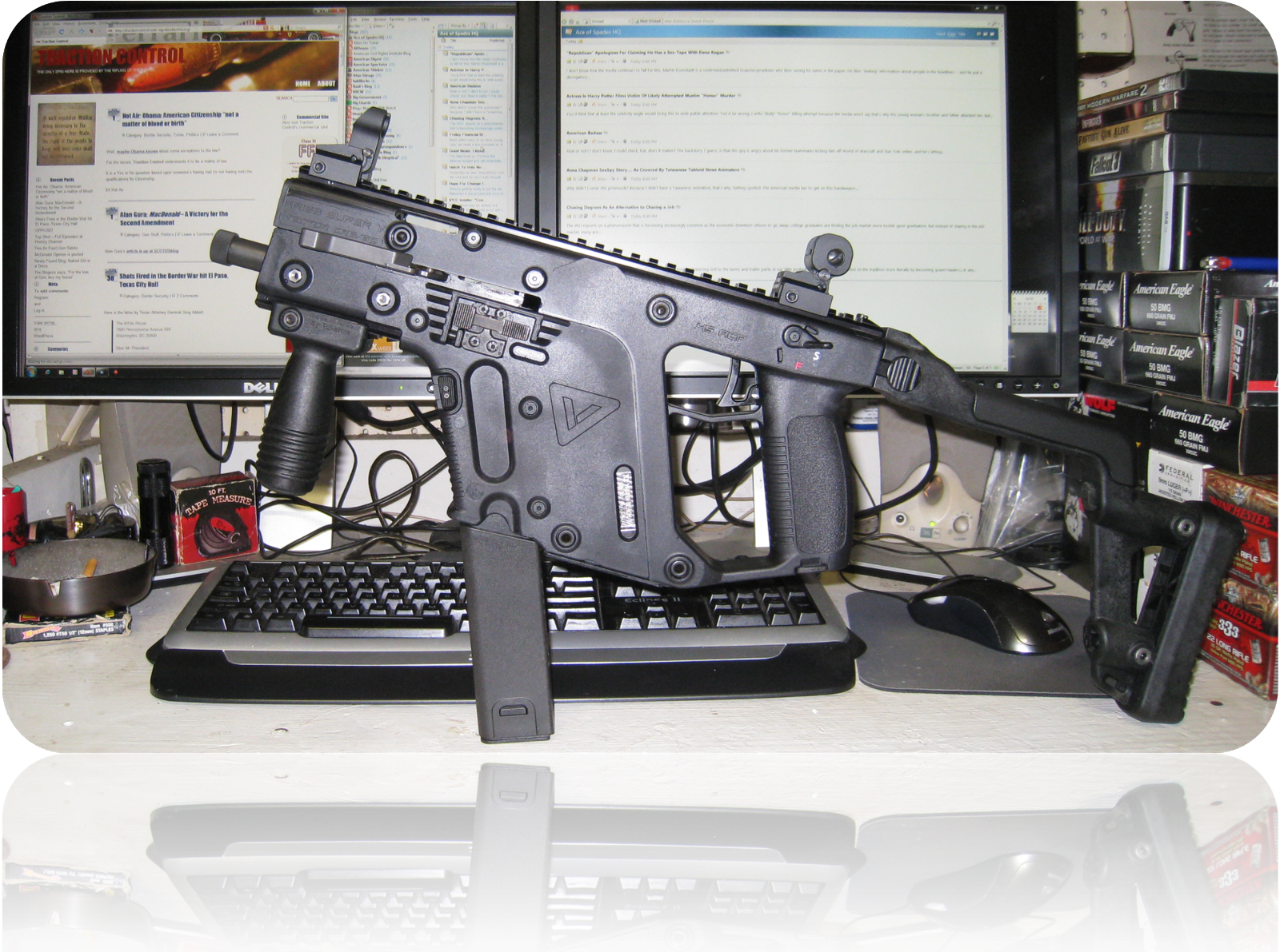 clip royalty free download vector firearm super v #107822122