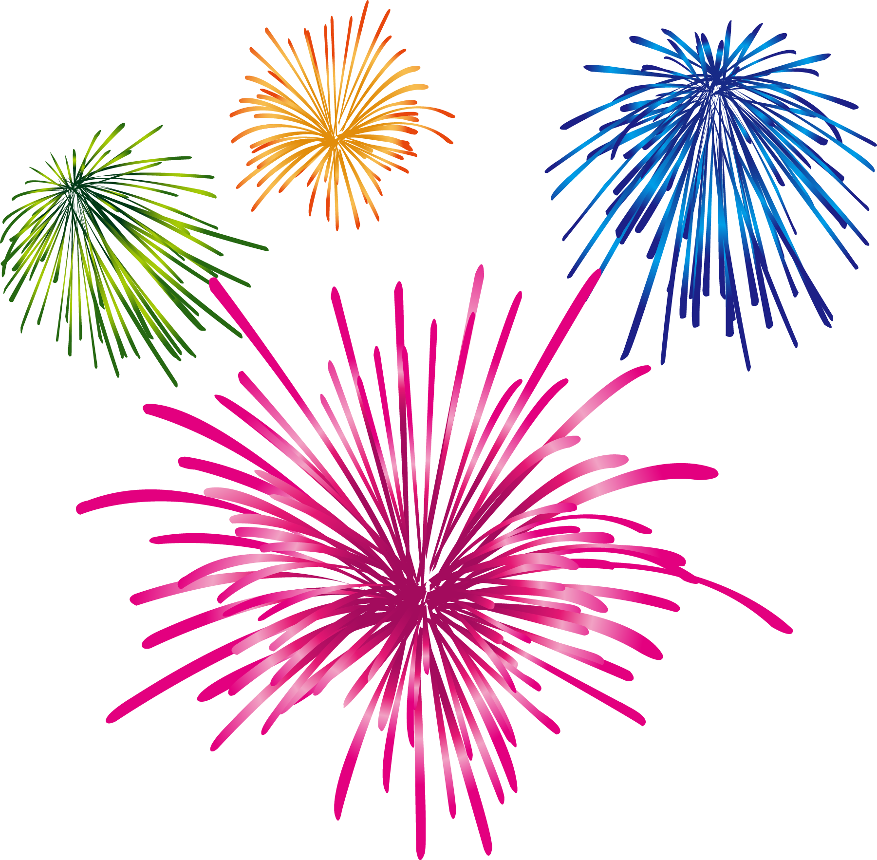 vector library library Fireworks Cartoon