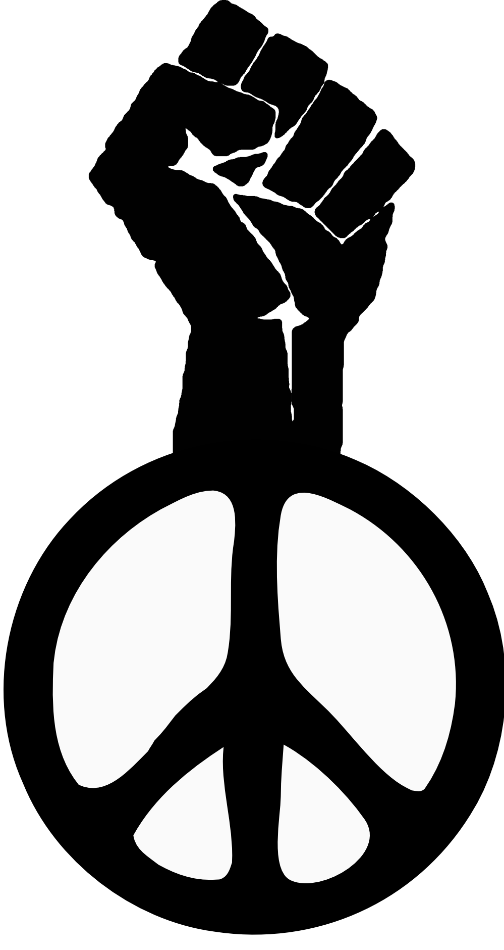 graphic freeuse Black power Logos