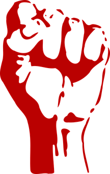clip library library Collection of free Fist vector tangan