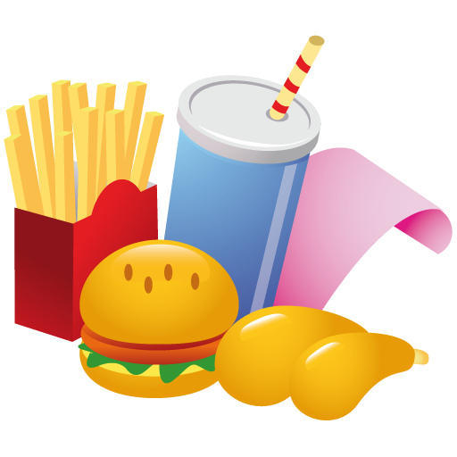 image freeuse download fast food icon