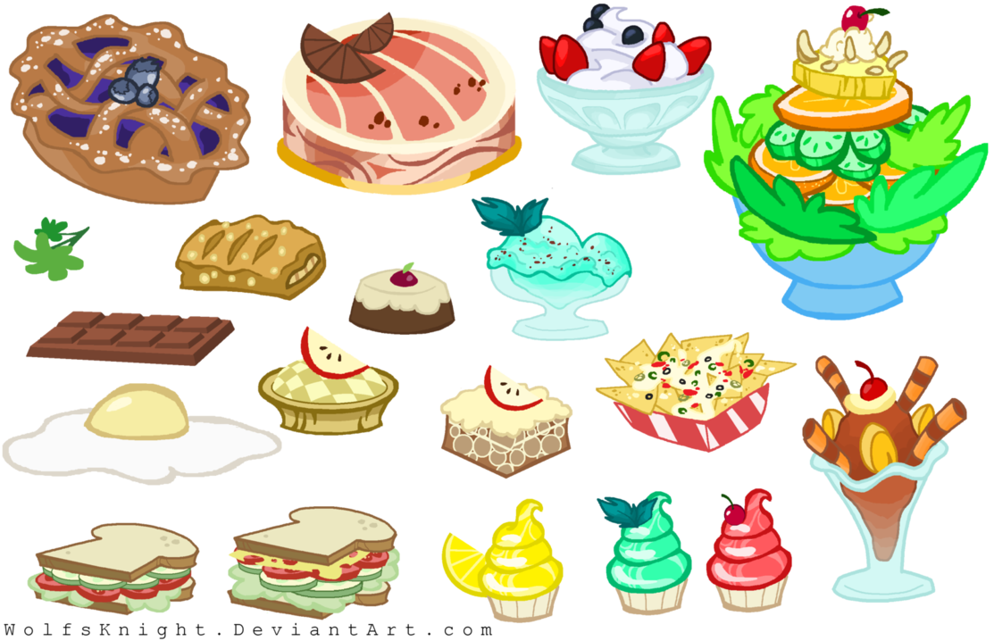 png freeuse library Food by WolfsKnight on DeviantArt