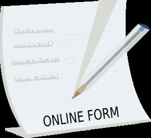 clip art stock Exception Request Form Clip Art at Clker