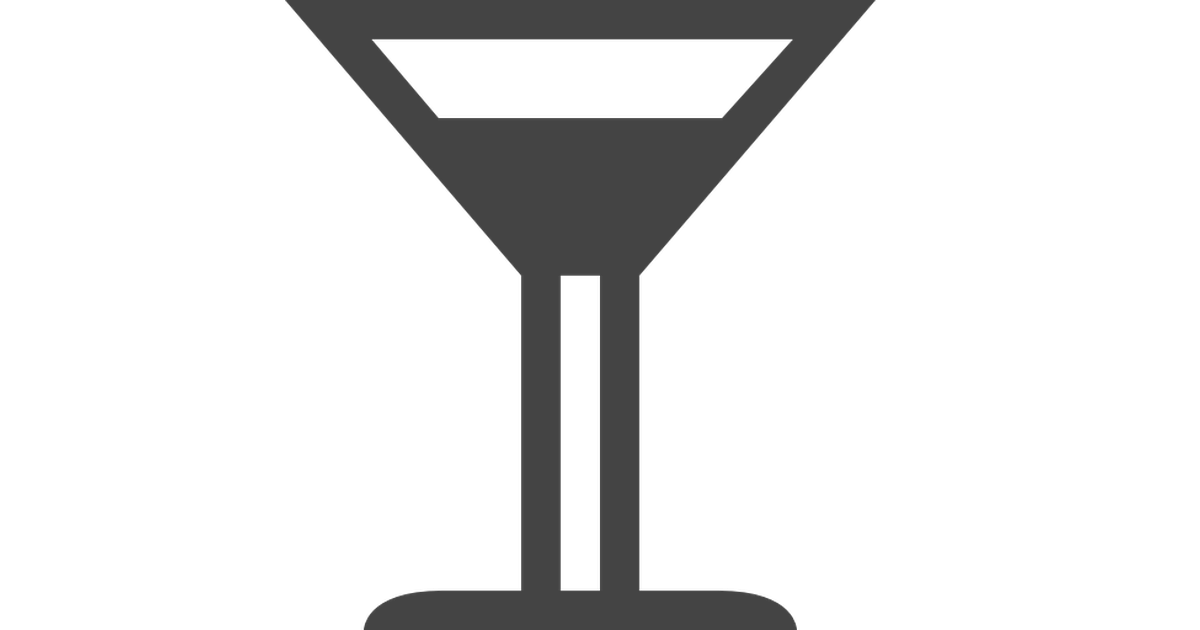 vector download Vector glass. Cocktail free icon designed