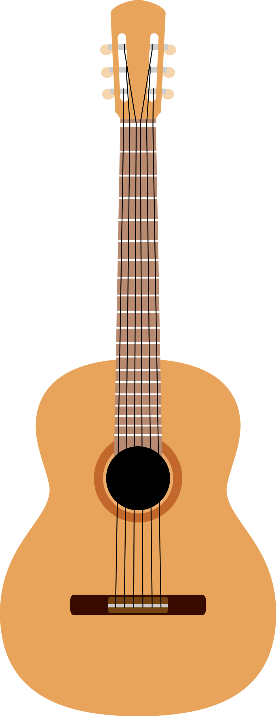 svg black and white download Guitar