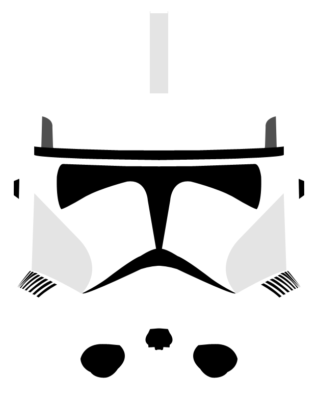 picture download Phase II Clone Trooper Helmet by PD