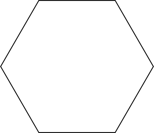 picture freeuse library File svg wikimedia commons. Vector hexagon.