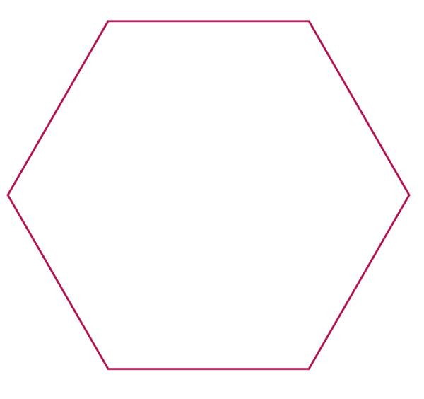 clip art transparent stock Vector hexagon. Put a hex on.