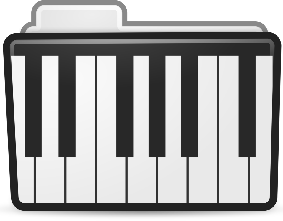 png freeuse Computer Icons Piano Musical keyboard free commercial clipart