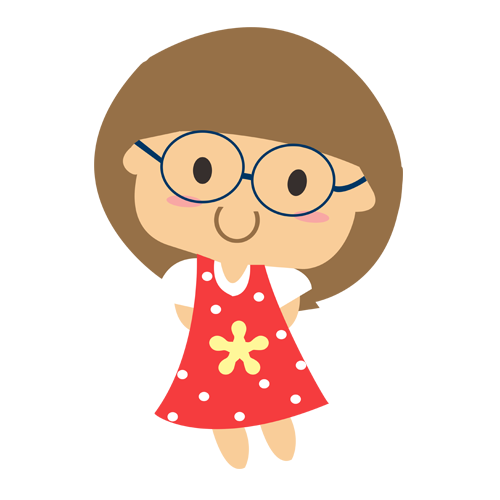 clipart free Cute Little Kids Vector Graphics on Student Show
