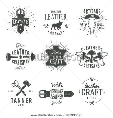 graphic library Vector labels craft. Second set of grey