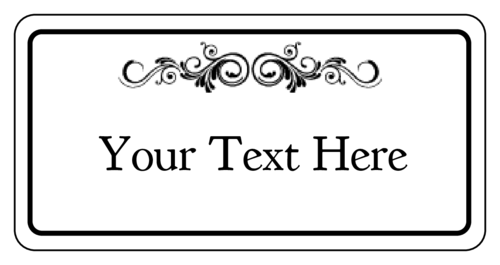 svg free library name tag template word