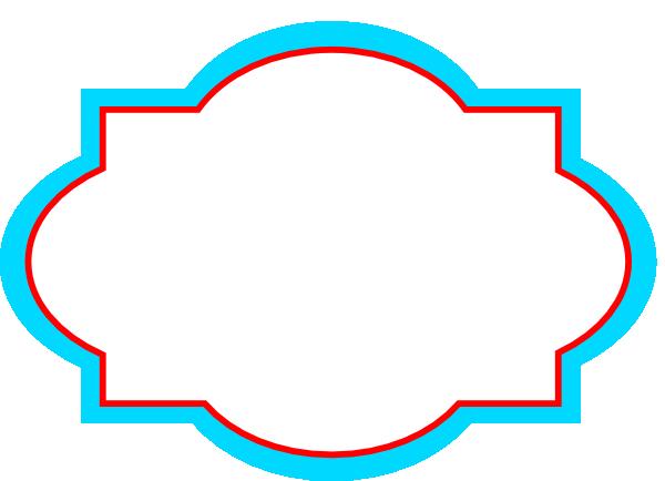 clip transparent stock Label clipart decorative box Cute Borders