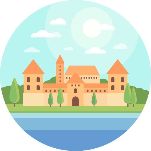 png library library vector landscapes castle #108026293