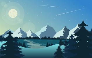 jpg royalty free Vector landscapes. Landscape free art downloads