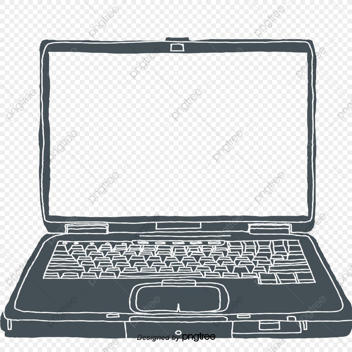 vector transparent vector laptop clipart #143314165