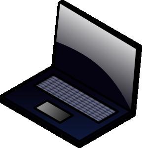 picture transparent download Laptop Clip Art at Clker