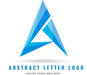 svg royalty free download Abstract letter Logo Vector