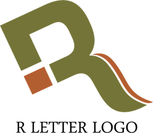png transparent library Letter R Logo Vector