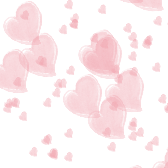 vector transparent library Pink png heart background vector PNG and Vector
