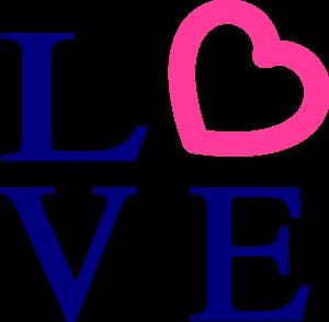 freeuse stock Love Logo Clip Art at Clker