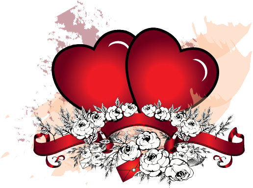 clip art free stock Love Heart Vector