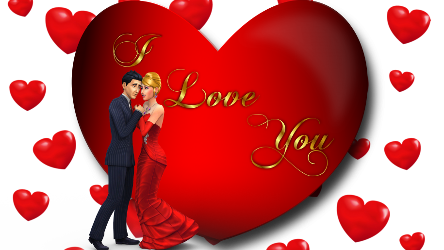 picture freeuse stock Love You PNG HD Transparent Love You HD