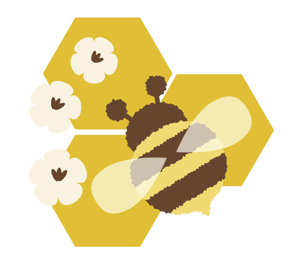 picture transparent download How to Create a Honeybee on a Honeycomb in Adobe Illustrator