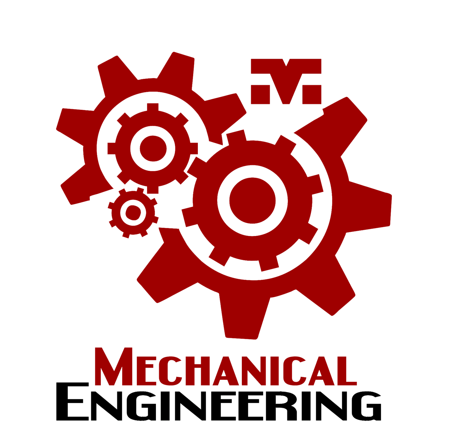 jpg black and white library Mechanical engineering Logos