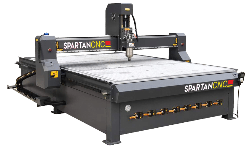 graphic freeuse Spartan CNC Routers