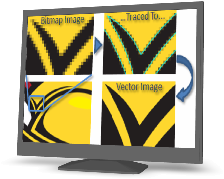 picture transparent library Vector Magic