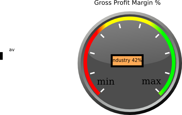 graphic library Speedometer With Text Center Clip Art at Clker