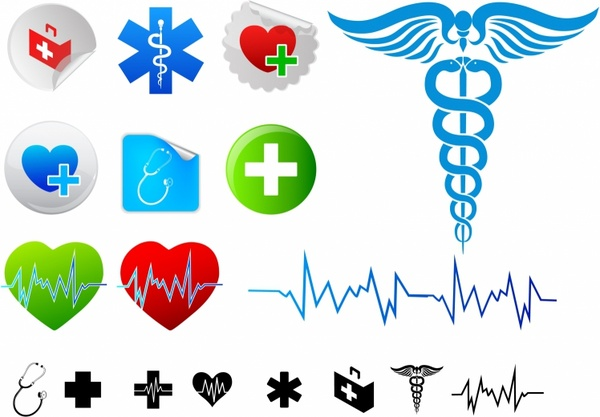 jpg library Icons free in adobe. Vector medical.