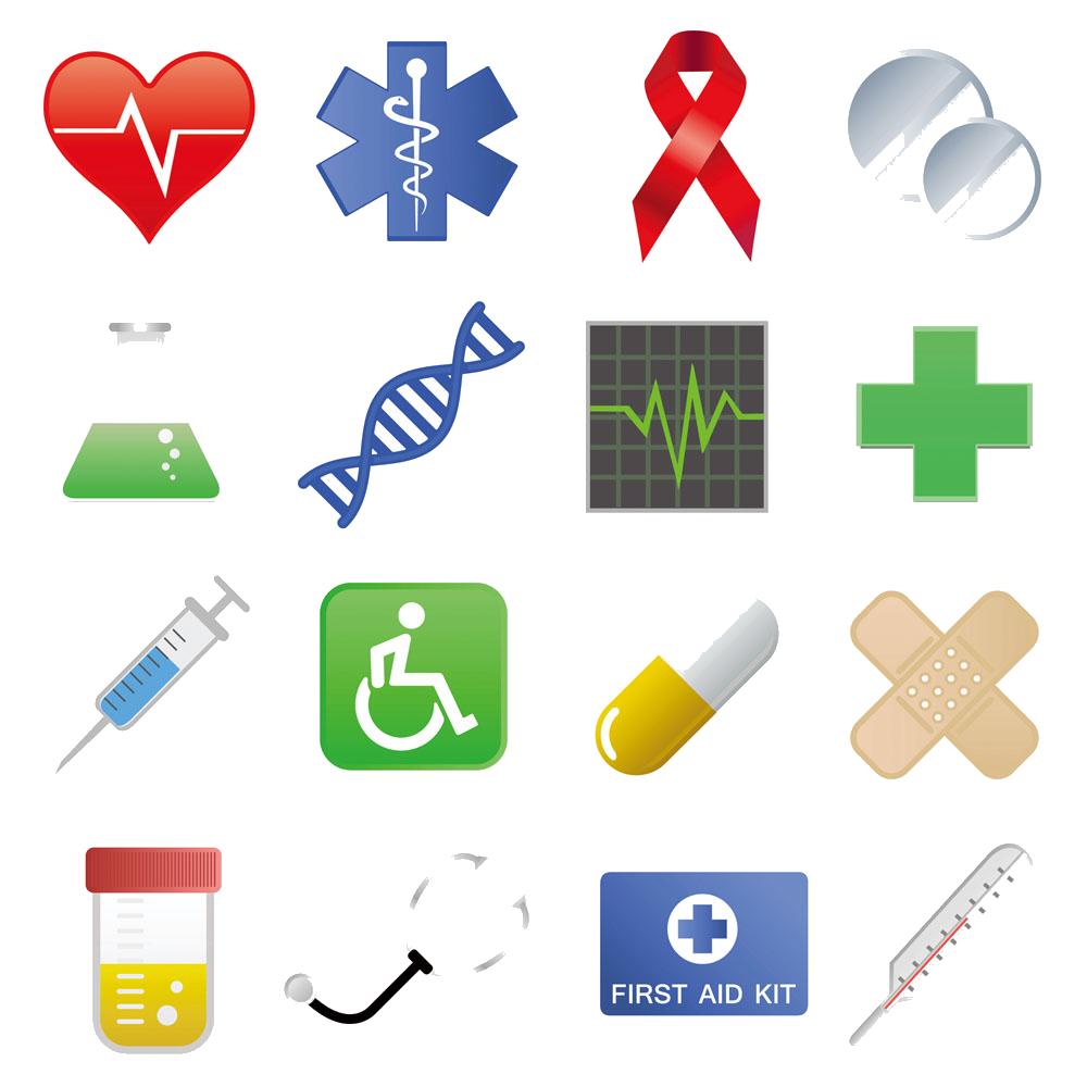 vector black and white stock Medicine icon design health. Vector medical.