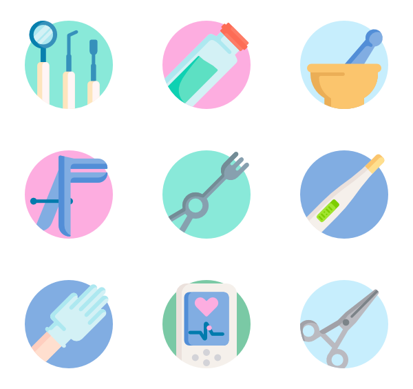 clip royalty free download Medical Icons