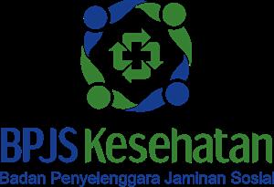 vector black and white library BPJS Kesehatan Logo Vector