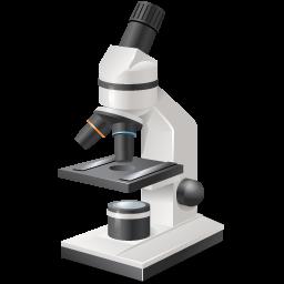 jpg freeuse download Equipment Microscope Icon