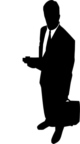 black and white stock Rep clipart