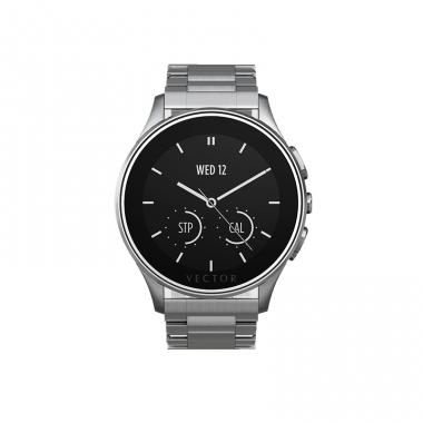 jpg free download Deals on Vector Luna Smart Watch Stainless Steel